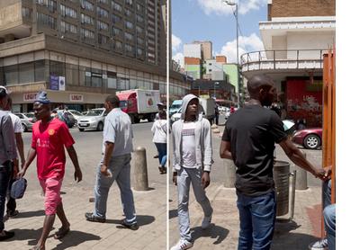 Kotze Street, Johannesburg, 2016