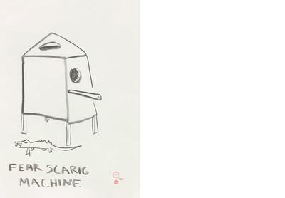 FEAR SCARIG MACHINE