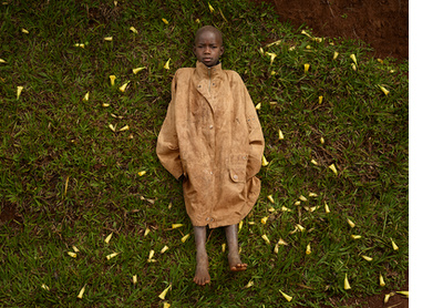 Portrait #1, Rwanda, 2014