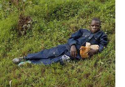 Portrait #13, Rwanda, 2014