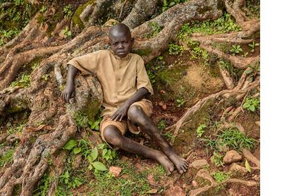 Portrait #30, Rwanda, 2015