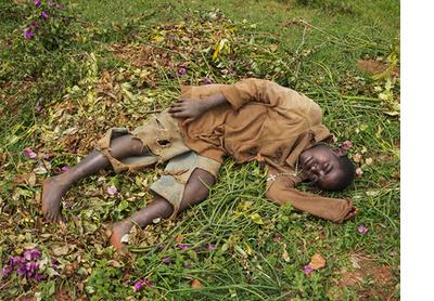 Portrait #6, Rwanda, 2014