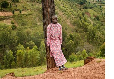 Portrait #9, Rwanda, 2015