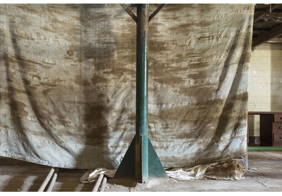 Untitled, Irmãos Carneiro Factory, Cazenga, Luanda, Angola, 2018 [S2A7171]