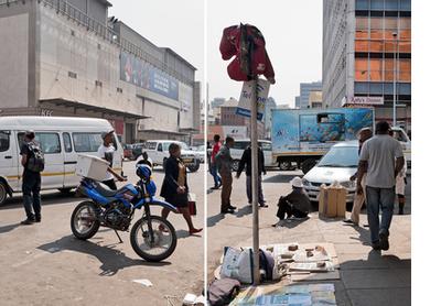 Speke Avenue, Harare, 2016