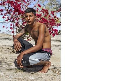 The asylum seeker. Hermosillo, 2019
