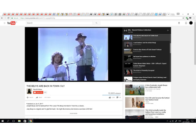 The Beuys Are Back in Town (Autoplay series)