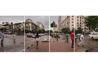 Avenida 24 de Julho, Maputo, 2017