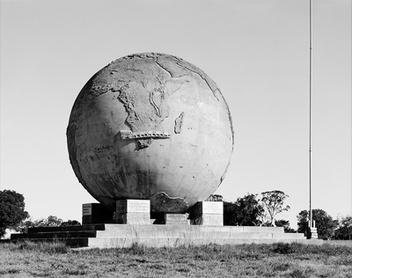 Monument to Karel Landman, Voortrekker leader. De Kol, Eastern Cape, 10 April 1993