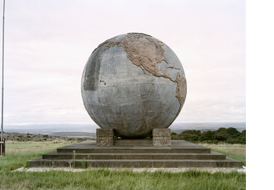 Monument to Karel Landman, Voortrekker leader. De Kol, Eastern Cape, 20 February 2006