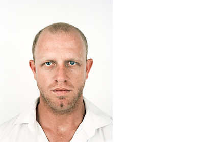 Pieter Hugo, Cape Town, 2008