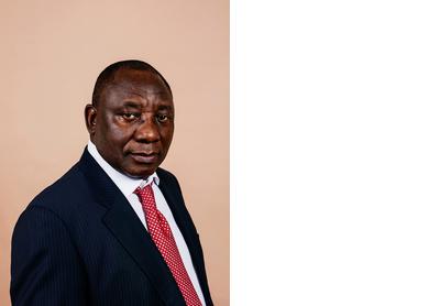 Cyril Ramaphosa, Johannesburg, 2012