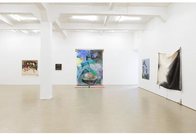 04.04 Installation view with works by Dada Khanyisa, Mawande Ka Zenzile, Robel Temesgen, Breyten Breytenbach and Alexandra Karakashian