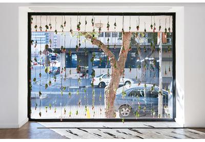 Installation view of Jody Brand's #SayHerName at Stevenson, Johannesburg