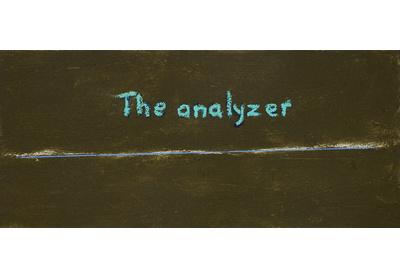 The analyzer