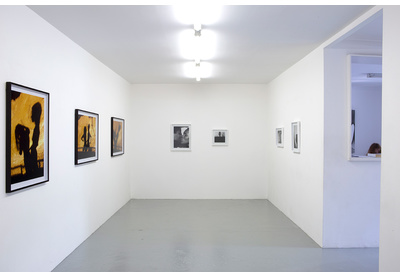 Installation view of works by Zanele Muholi at blank projects, Cape Town