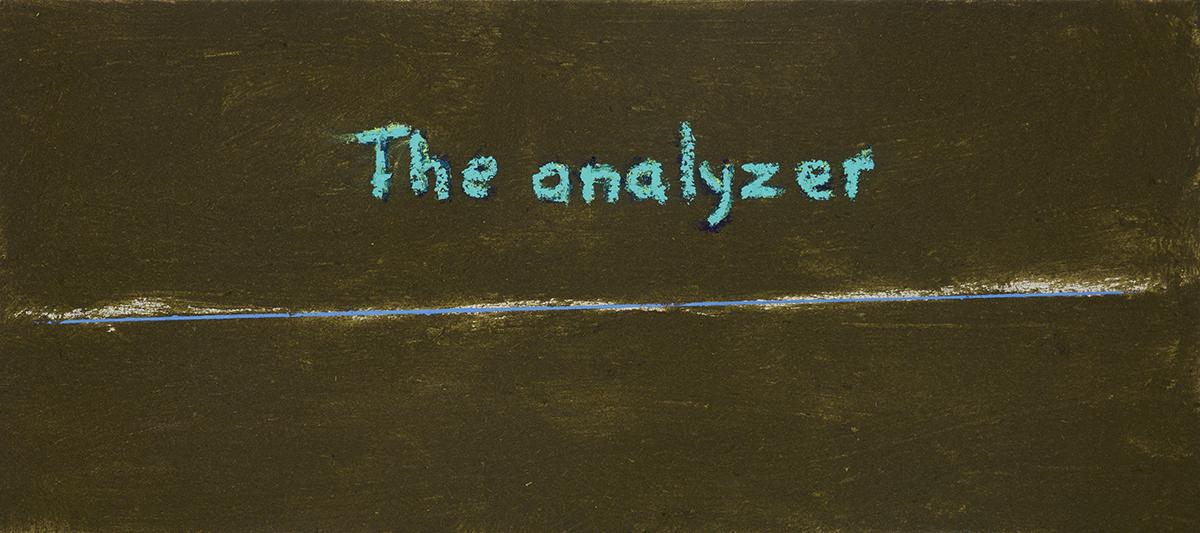 - The analyzer, 2020